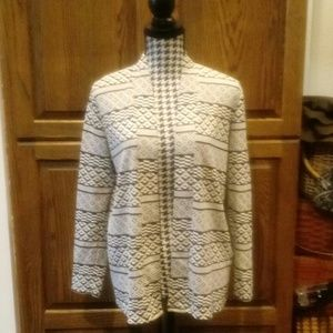 H & M Open Cardigan Size S